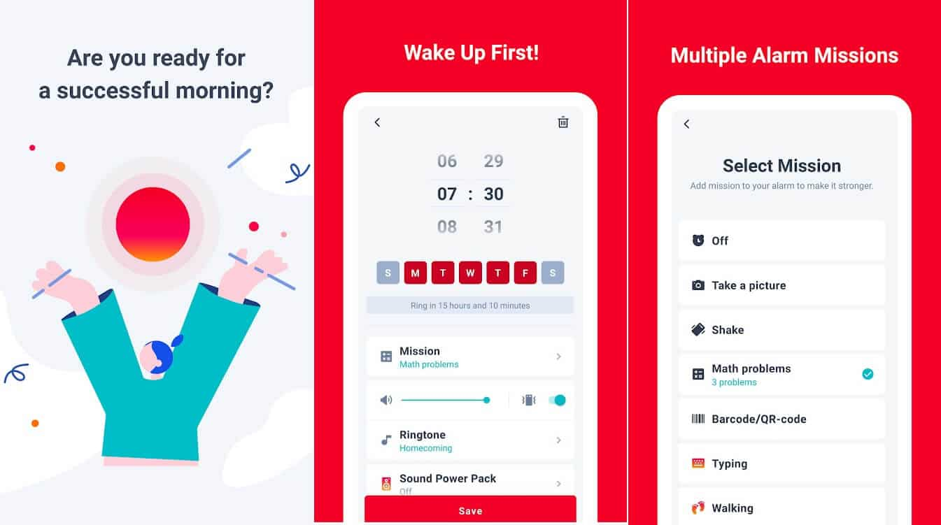 10 Best Android Alarm Clock Apps in 2021