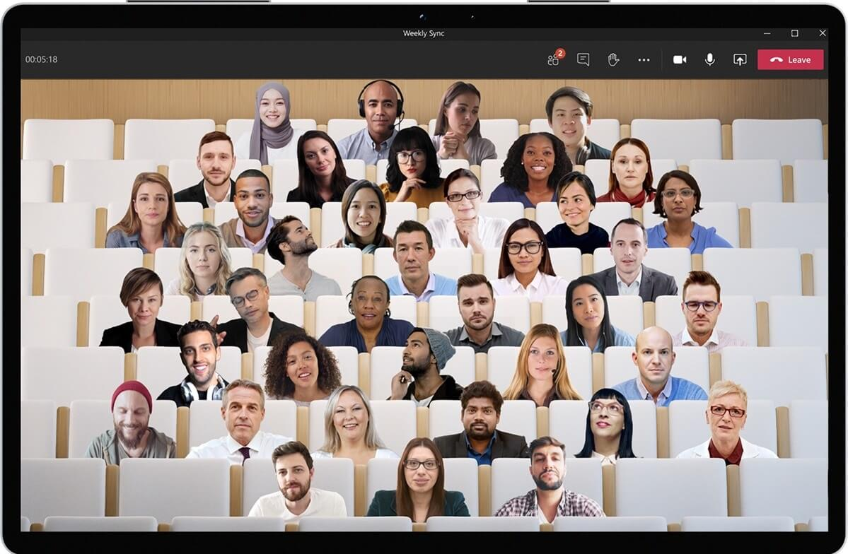 What is Microsoft Teams Together Mode? How to Enable Together mode?