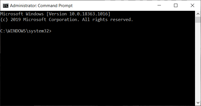 What is a Command Line Interpreter?